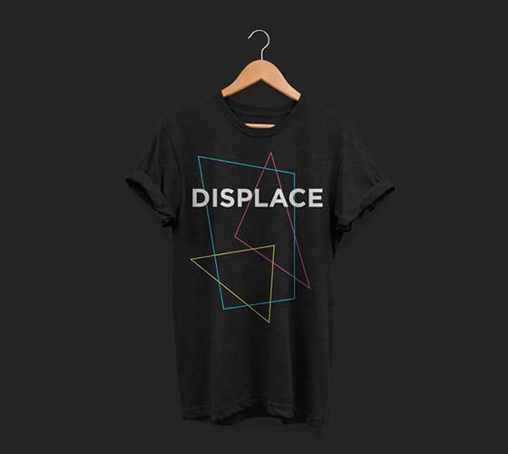 Mockup Camiseta #13