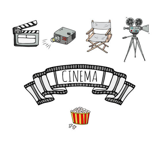 Ícones de cinema