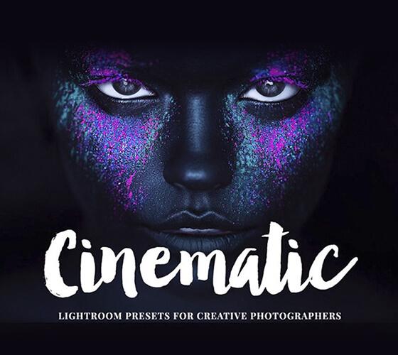 Predefinições para Lightroom - Cinematic