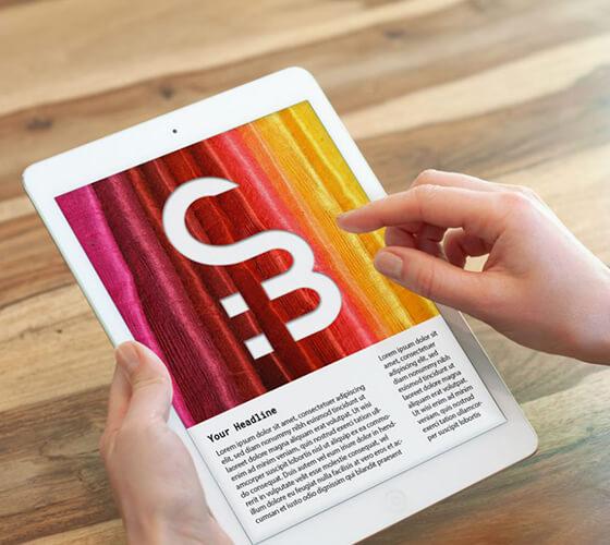 Mockup iPad #3