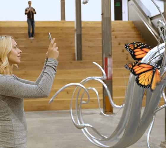 Nova ferramenta Adobe Project Aero trabalhará com Realidade Aumentada.