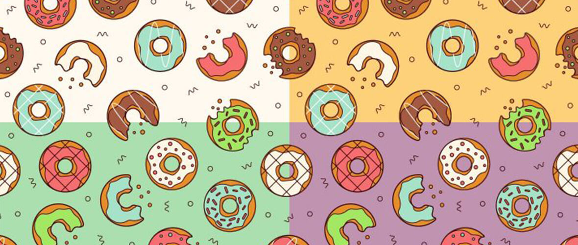 Patterns de Donuts
